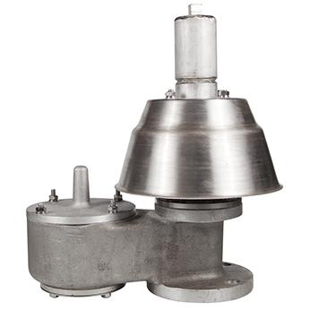 Válvula de presión vacío modelo b12