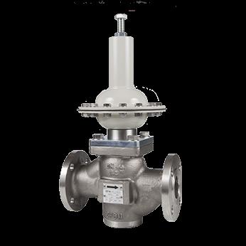 Válvula de exceso de presión, Modelo S2