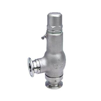 safety valve model 1216c