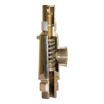 Safety valve Model Z70