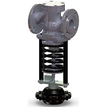 Pressure valve model S1